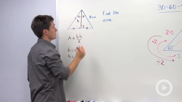 30-60-90 Triangles - Problem 4