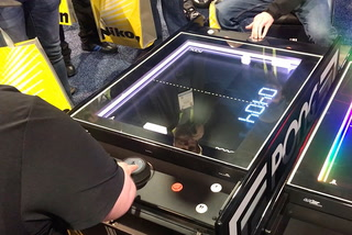 CES 2019: Table Pong upgrades old video game favorite