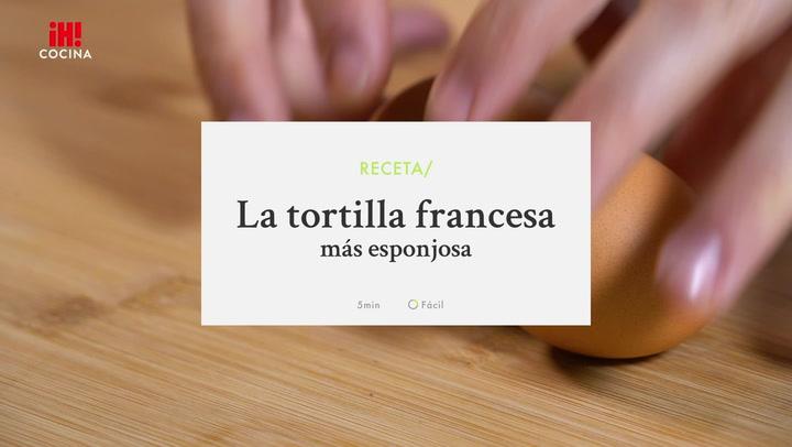 La Tortilla Francesa Mas Esponjosa