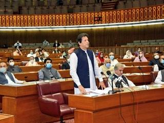 اسٹاک ایکسچینج پر حملے میں بھارت ملوث ہے، وزیراعظم