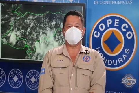 ¿Cuáles serán las condiciones del clima en el territorio hondureño?