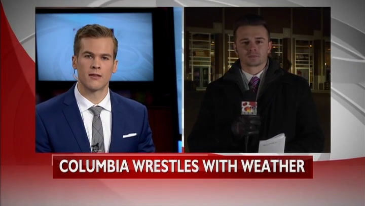 Winter weather could impact HS wrestling tourney