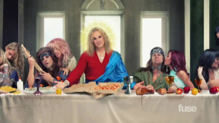 Interviews: Steel Panther Unveil Hilarious Rejected Album Covers - Interview