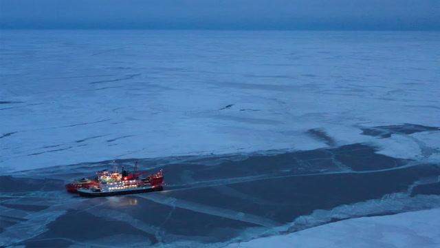 Arctic Drift A Year In The Ice - 1. bölüm