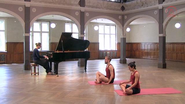 Piano Yoga Meditation