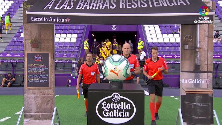 LaLiga (J36): Resumen y gol del Valladolid 0-1 Barcelona