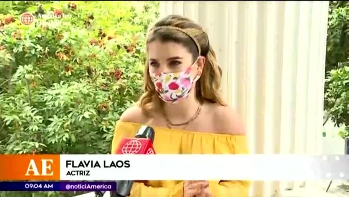 """""""Princesas"""": Flavia Laos será protagonista de la nueva serie de América TV"""