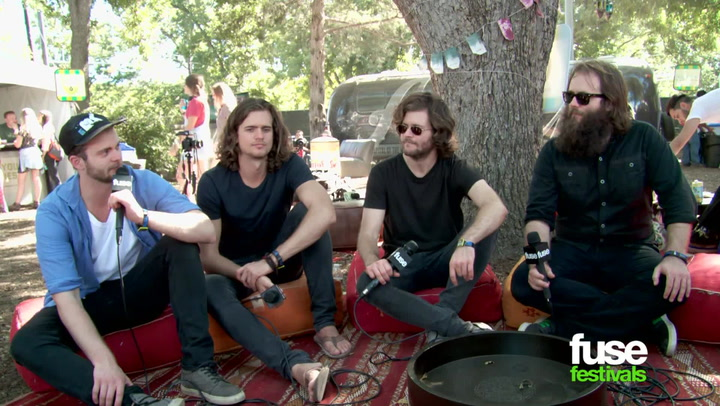 Interviews: KONGOS at ACL Fest 2014