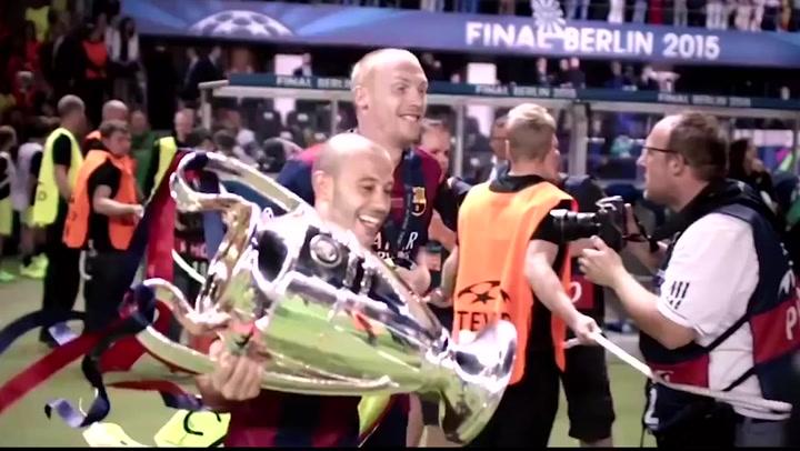 Javier Mascherno, 'el jefecito' anuncia su retirada del fútbol profesional