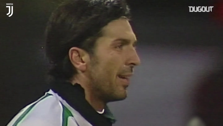 Buffon's sensational double save denies Werder Bremen