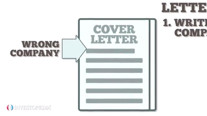7 Cover Letter Blunders