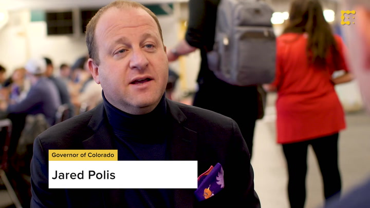 CoinDesk Sits Down With Colorado Governor Jared Polis