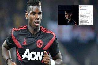 Manchester United multará a Paul Pogba por su mensaje tras el despido de Mourinho