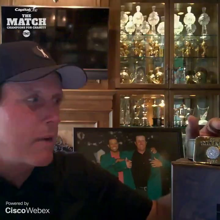 El mega duelo Tiger-Manning vs Mickelson-Brady ya tiene fecha