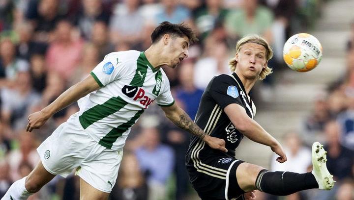 Así juega Ludovit Reis, centrocampista del Groningen por el que muestra interés el Barça