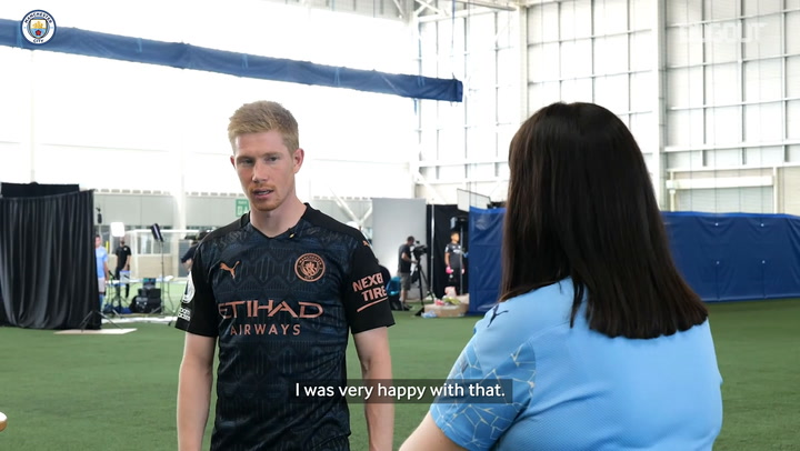 Nathan Aké: De Bruyne has helped me settle at Man City