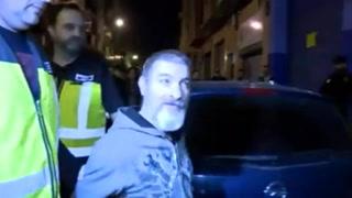 Sospechoso de asesinar a hondureña en España: