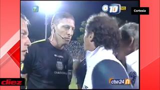 El monumental enfado de Pedro Troglio encarando a un árbitro mundialista en Argentina ¡hace siete años!