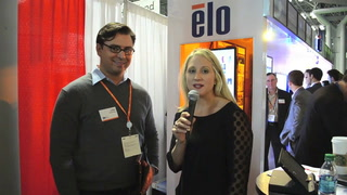 Elo Touch Solutions' new mobile tablet solution