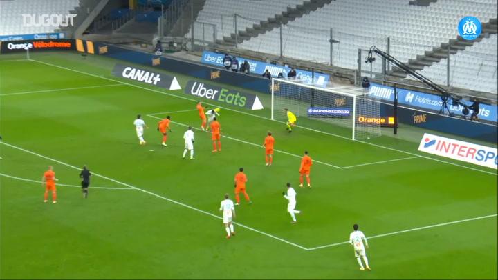 Nemanja Radonjic's first goal in 2020-21