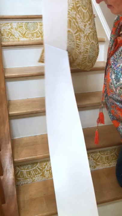 How to Refresh and Add Style to Your Stairs for Only $30