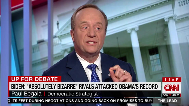 Begala: Democrats Setting Themselves Up To Lose To Trump By Running Far To  The Left In Primary