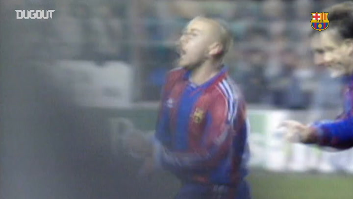 Barcelona's three forgotten goals against Rayo Vallecano