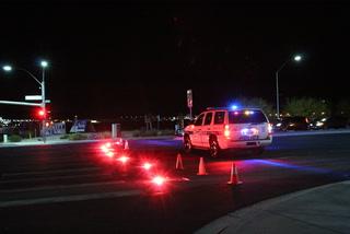 Pedestrian killed in Henderson