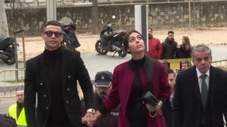 Ronaldo condenado a pagar multa por fraude fiscal en España