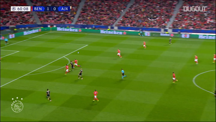 Dušan Tadić'in Ajax'taki En İyi 10 Golü