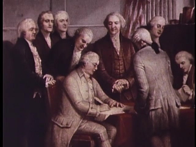 Image result for picture of the constitutional convention