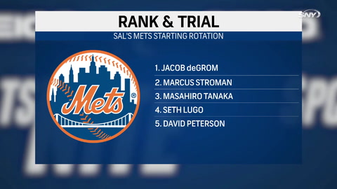 Check out this 'realistic' ideal New York Mets rotation for 2021