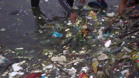 Miles de activistas participan en el Día Mundial de la Limpieza del planeta