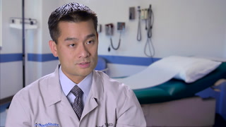 Dr. Eugene Yen explains the differences and similarities between Chrohn's and Ulcerative Colitis.