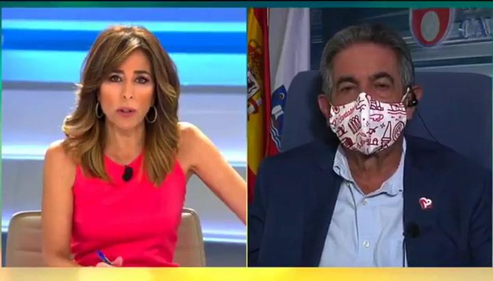 Zasca de Revilla a Telecinco por lo que le han hecho en los últimos días