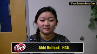 Bullock Expecting to Have Bigger Role for HCA