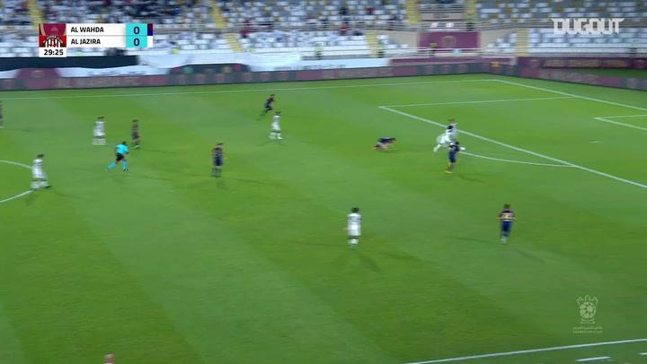 Arabian Gulf Cup quarter-final: Al Wahda SCC 0-4 Al Jazira