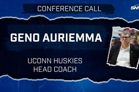 Geno Auriemma addresses NCAA tournament cancellation