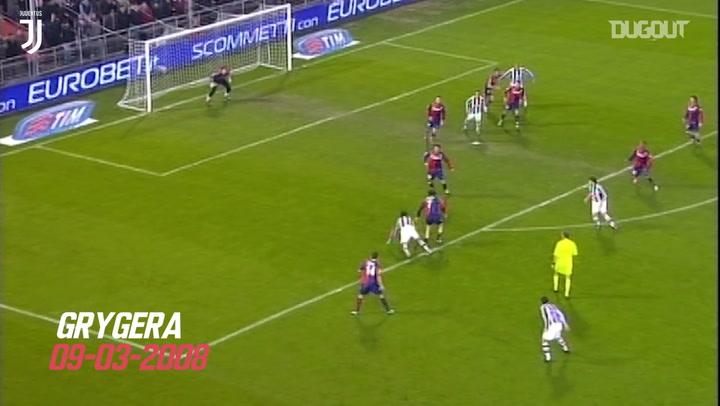 Juventus'un Genoa'ya Deplasmanda Attığı En İyi 5 Gol