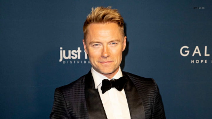Ronan Keating receives 'substantial damages' from News of the World over phone-hacking scandal