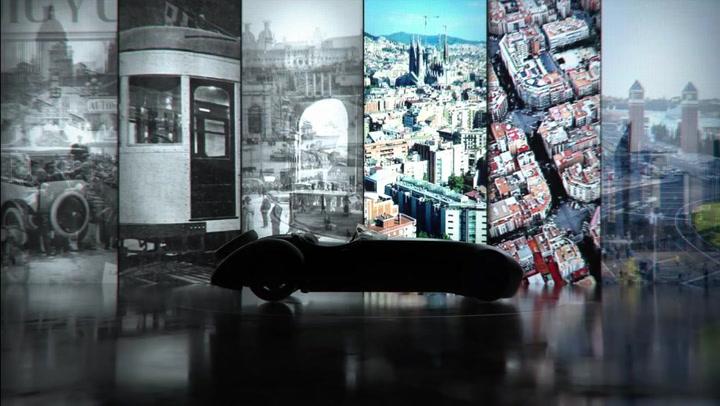 El 'teaser' del centenario del salón Automobile Barcelona