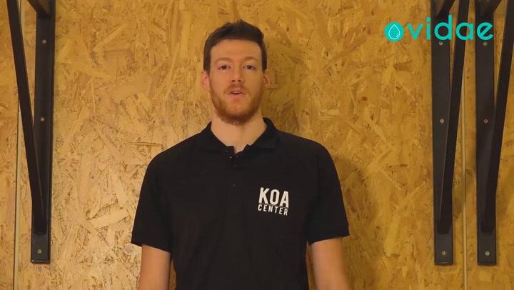 Método KOA: ¿Cómo mejorar tus dominadas?