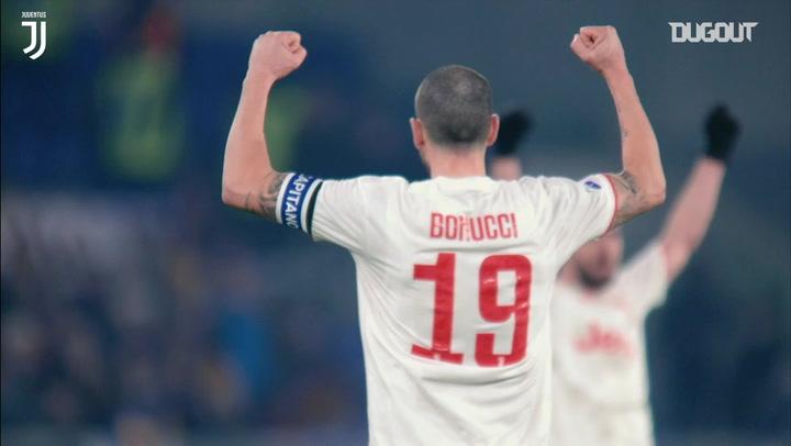 Leonardo Bonucci's best moments of 2019-20 so far