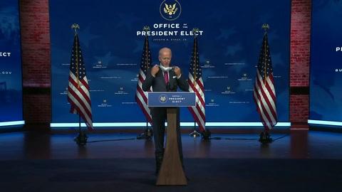 Biden advierte sobre panorama
