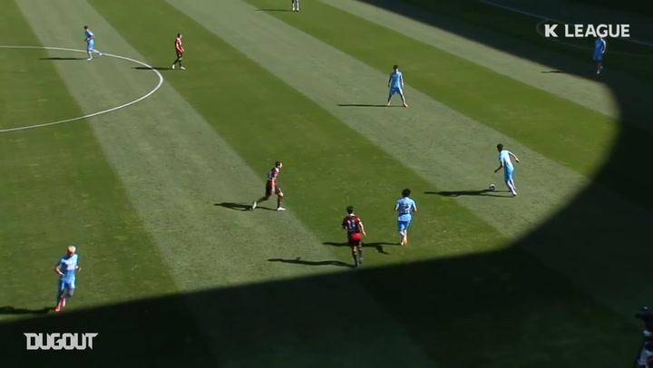 Daegu 3-2 Pohang: Cesinha brace settles thriller