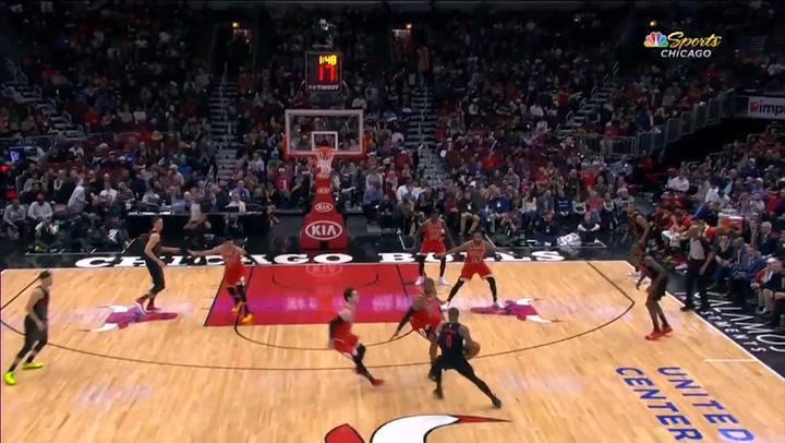El resumen de la jornada de la NBA del 28/03/2019
