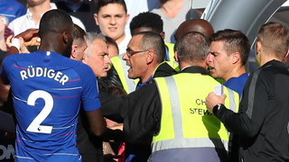 Mourinho explota y pierde el control contra miembro del Chelsea