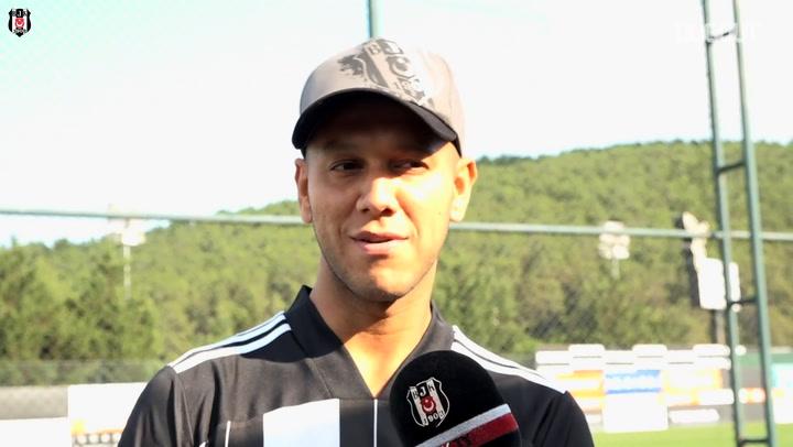 Josef de Souza'nın Beşiktaş Forması İle İlk Açıklamaları