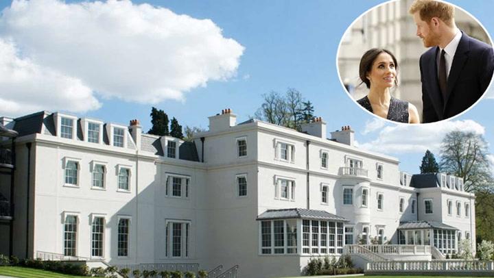 Estos son los hoteles en los que el príncipe Harry y Meghan Markle pasarán su última noche de solteros
