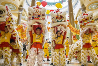 "The Venetian Celebrates The ""Year Of The Pig"""
